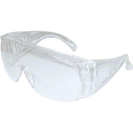 82-250 VISITORS SAFETY GLASSES CLEAR 12PR/BOX (formerly 520.11.00.00)