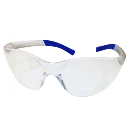 82-550 SAFETY GLASSES NOVA WRAP AROUND 12/BOX