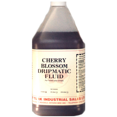 4×4 Ltrs. CHERRY BLOSSOM DRIP-MATIC FLUID