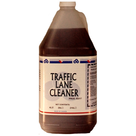 4 X 4L TRAFFIC LANE CLEANER PRE-SPOTTER