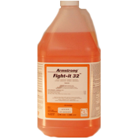 42366 4 X 4L FIGHT IT - 32 DISINFECTANT CLEANER