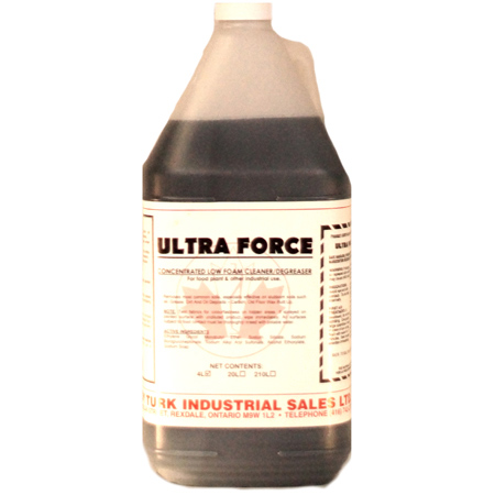 4 X 4L ULTRA FORCE DEGREASER