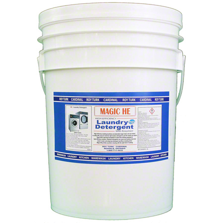 NL537-20 MAGIC HE LAUNDRY DETERGENT 20L
