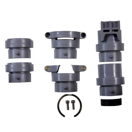 401973- ADAPTERS FOR CLAMP FLUSHER 3 SIZES INCLUDED