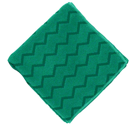 Q620 GREEN MICRO FIBRE ALL PURPOSE CLOTH