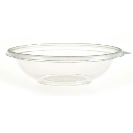 12018T300 CLEAR 18oz MEDIUM ROUND BOWL 300/CASE