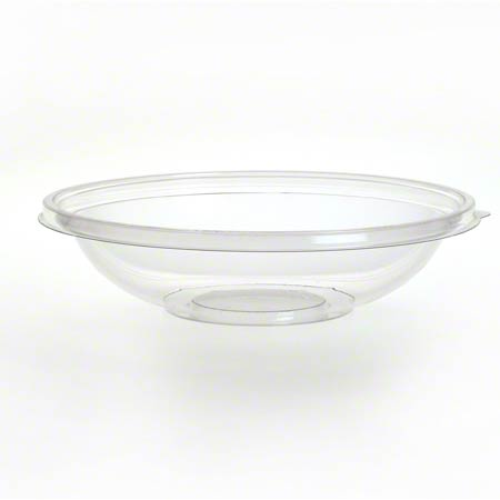 13032A100 CLEAR 32OZ BOWL SHALLOW 100/CS