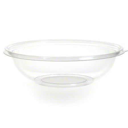 13064A50 CLEAR ROUND BOWL SHALLOW 64oz 50/case