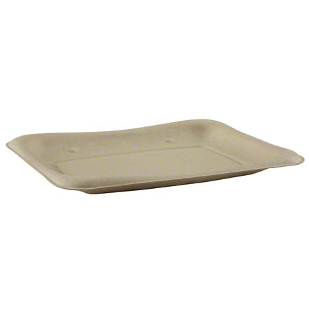 400608D300 SABERT PULP LARGE SNACK TRAY 300/CS