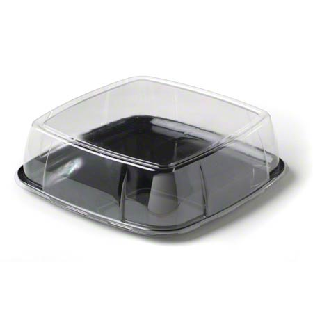 "5612 DOME LID MOZAIK FOR 12"" SQUARE PLATTER 25/CASE SAB031"