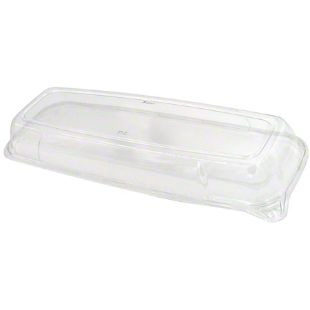 5618 HIGH DOME LID MOZAIK FOR MEDIUM RECTANGLE PLATTER 25/CS SAB034