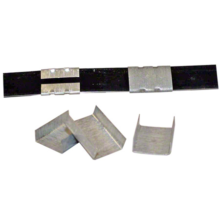 023-601 STEEL STRAP SEALS (601) 3/4″OPEN S.D. 2M/CASE