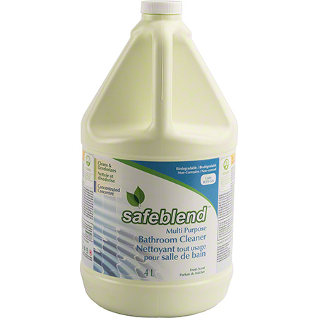 BCFR-G04 SAFEBLEND BATHROOM CLEANER MULTI PURPOSE CONC. 4X4LT