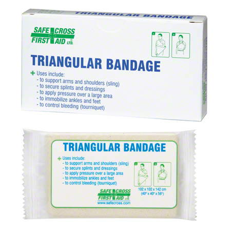 02019 TRIANGULAR BANDAGE 1/BX