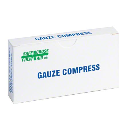 02206 GAUZE COMPRESS 91.4cm X 91.4cm 1/BX