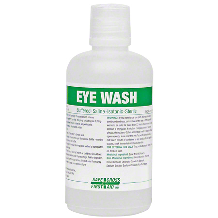 04076 EYE WASH SOLUTION READY TO USE 500ML