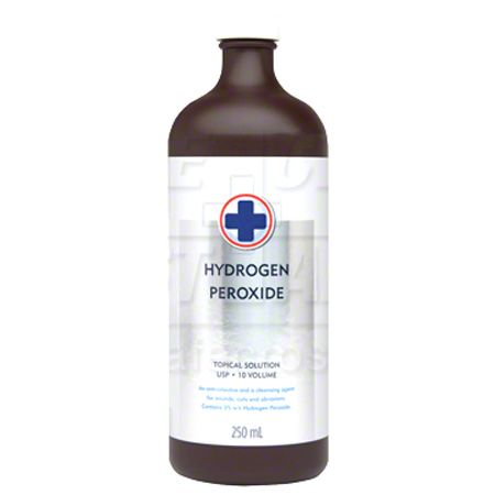 06036 FIRST AID HYDROGEN PEROXIDE 250ML
