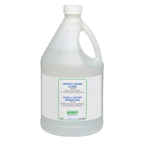 70% ISOPROPYL ALCOHOL 4X4L/CS