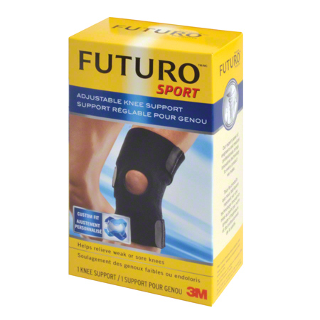 08649 FUTURO SPORT NEOPRENE KNEE SUPPORT – ONE SIZE