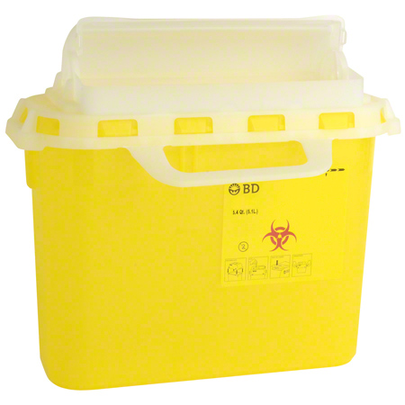 14547 SHARPS/BIOHAZARD COLLECTOR, 5.1L