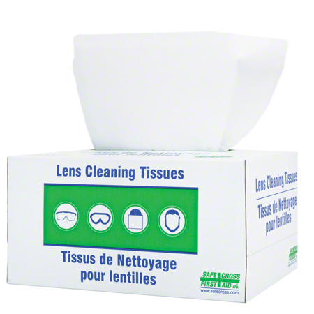 25120 LENS CLEANING TISSUE 300/BOX SP*005961