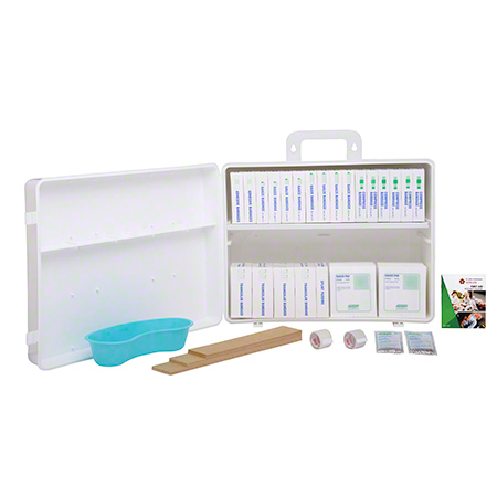 50449 FIRST AID KIT ONTARIO 16-199 EMPLOYESS STANDARD POLY BOX