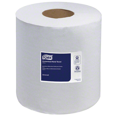 120133 TORK CENTRE PULL TOWEL 1 PLY 6 X 984FT/CS
