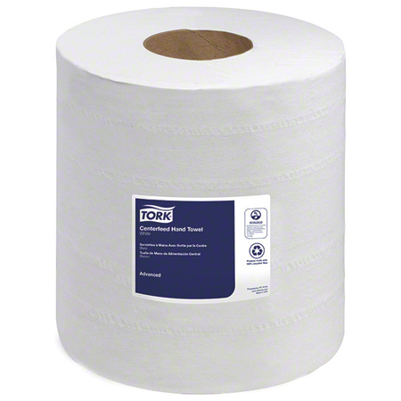 121202 TORK CENTRE PULL TOWEL 2 PLY 6 X 600FT/CS