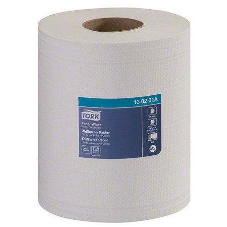 130251A CENTERFEED 2 PLY WIPER 4 ROLLS/CASE 325 SHEETS PER ROLL