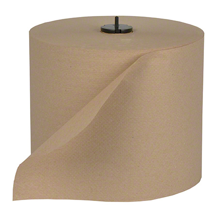 291350 PAPER WIPER BASIC 1P NATR 1150' 4 ROLLS/CS