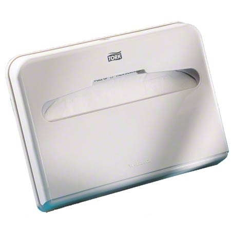 344080 TORK TOILET SEAT COVER DISPENSER, WHITE