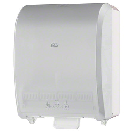 772820 TORK MECHANICAL HAND TOWEL ROLL DISPENSER, WHITE