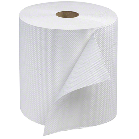 RB600 ADVANCED ROLL TOWEL- WHITE – 12 X 600FT/CS
