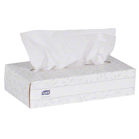 TF6810 ADVANCED FACIAL TISSUE -2PLY - 30X100/CS