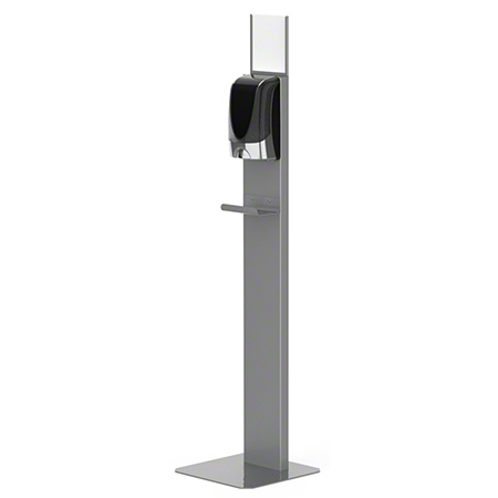 TFDISPSTAND TOUCH-FREE DISPENSER STAND ONLY SILVER (NO DISPENSER)