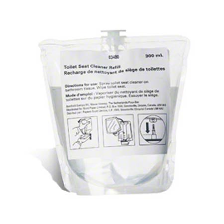 03480 TOILET SEAT CLEANER 6 X 300/CS