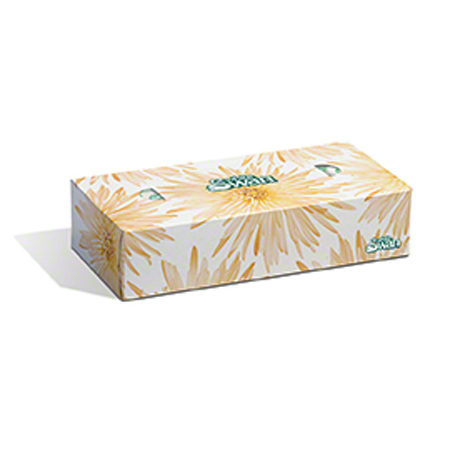 08301 WHITE SWAN 2PLY FACIAL TISSUE 100 X 30/CS