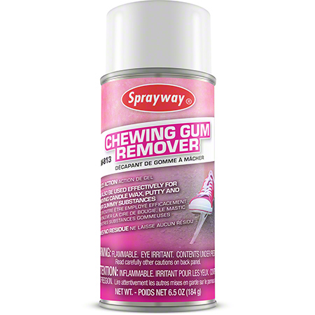 7oz. SPRAY CHEWING GUM REMOVER