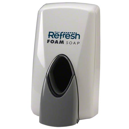 30290 STOKO REFRESH DISPENSER WHITE