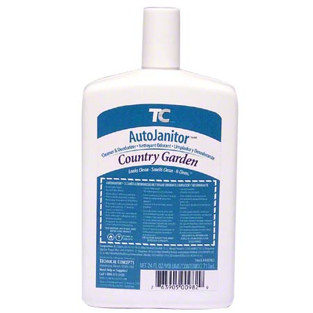 400982 COUNTRY DELIGHT REFILLS FOR URINALS, 6 X 562 ML