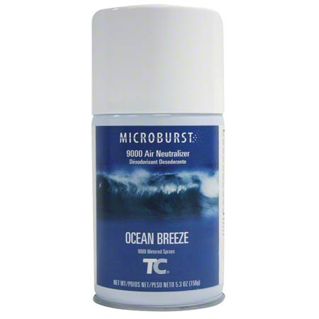 4012471 OCEAN BREEZE 9000 AIR FRESHENER, 4/CS