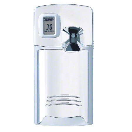 1793533 MICROBURST 3000 AEROSOL DISPENSER, CHROME