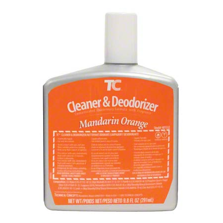 401532 PURINEL MANDARIN ORANGE 6/CS FOR AUTO-CLEAN