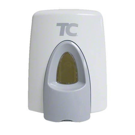 402310 CLEAN SEAT DISPENSER WHITE WITH ANTIMICROBIAL PUSH BAR