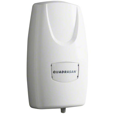 FDIS-W VECTAIR QUADRASAN SANITIZING DRIP DISPENSER WHITE