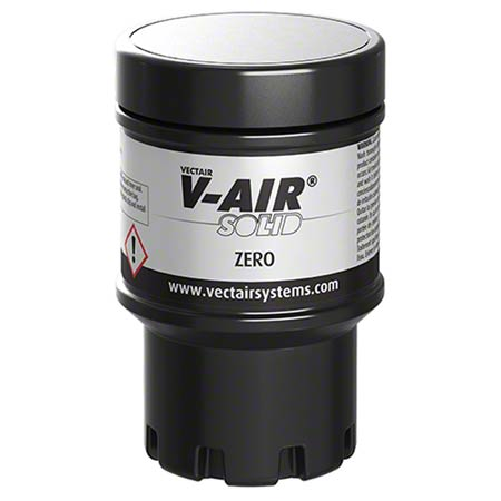 V-SOLID-ZERO VECTAIR V-AIR SOLID FRAGRANCE ZERO 6/CASE