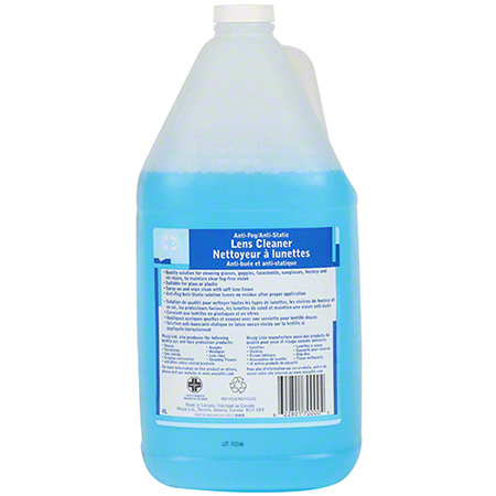 200020 ANTI-FOG LENS CLEANING SOLUTION, 4L