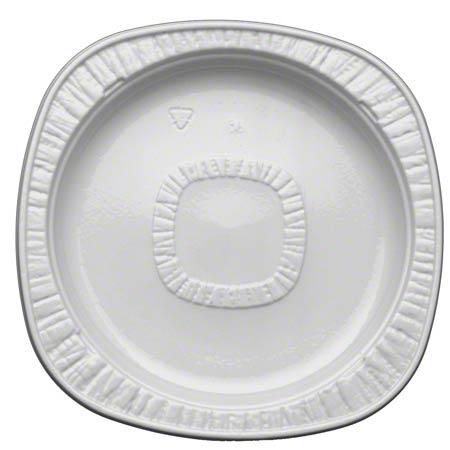 "44106 6"" PLASTIC PLATES 1M/CS POLAR FS2205"
