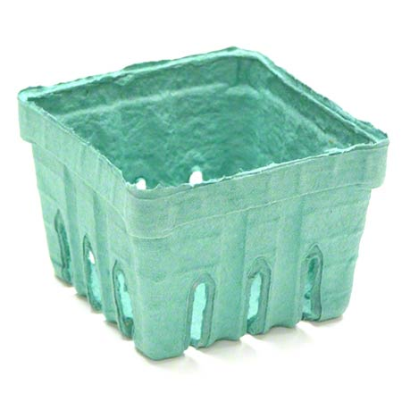 Pactiv The Garden Party Berigard® Berry Basket-Pt,Green