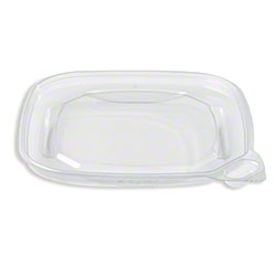 Placon® Evolutions™ Lid For Square Deli Container